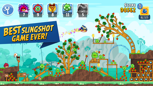 Angry Birds Friends screenshot 14