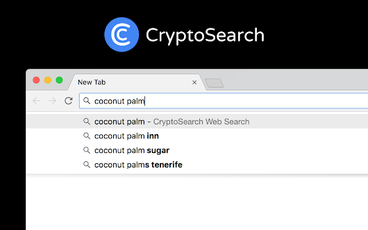 CryptoSearch - Default Search