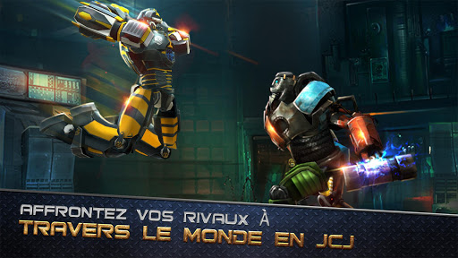 Real Steel World Robot Boxing  captures d'u00e9cran 2