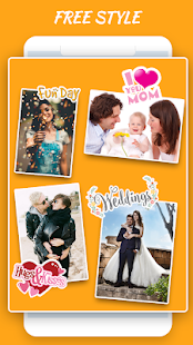 Download Photo Collage Maker -Photo Editor For PC Windows and Mac apk screenshot 2
