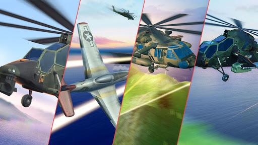 Helicopter Air Gunship : Modern War apktram screenshots 11