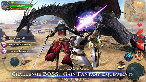 Legacy of Destiny - Most fair and romantic MMORPG 1.0.15 androidappsheaven.com 2