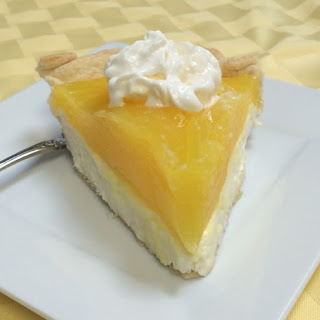 Tangy Lemon Pie.