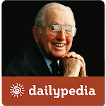 Norman Vincent Peale Daily Icon