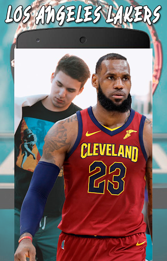 Selfie With Lebron James Lebron James Wallpapers App Store Data Revenue Download Estimates On Play Store