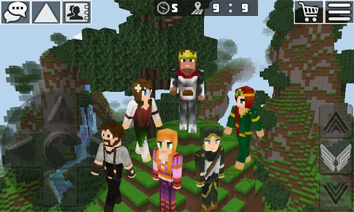 WorldCraft : 3D Build & Craft 3.0 screenshots 8