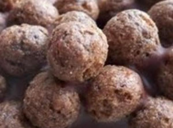 Cocoa Puff Balls Recipe