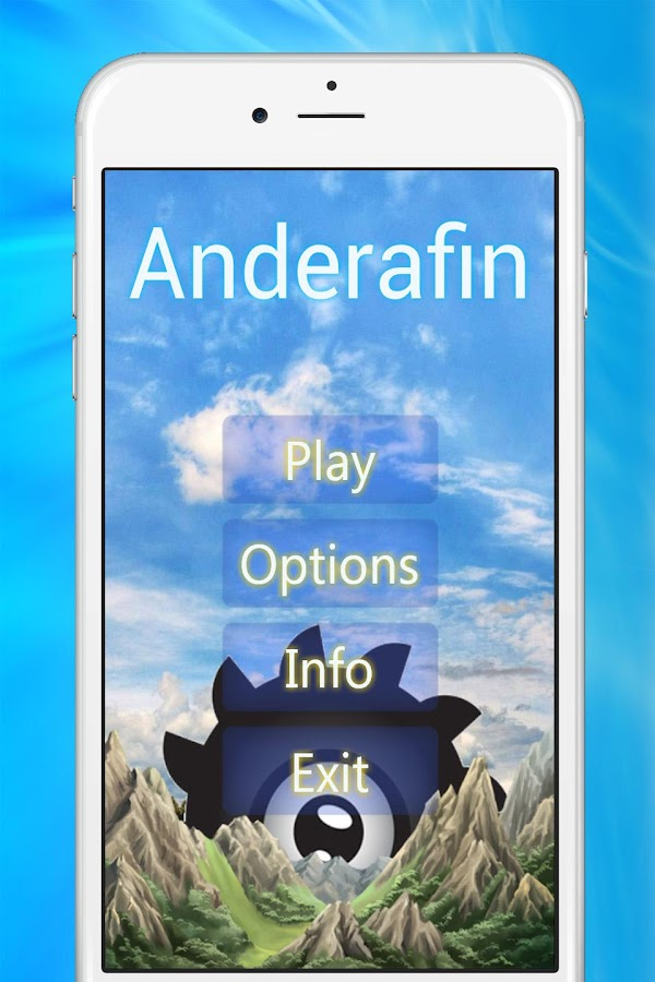 Anderafin- screenshot