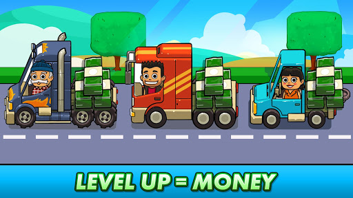 Transport It! - Idle Tycoon Apk 2
