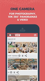 Nodalview : foto, 360 & video Screenshot