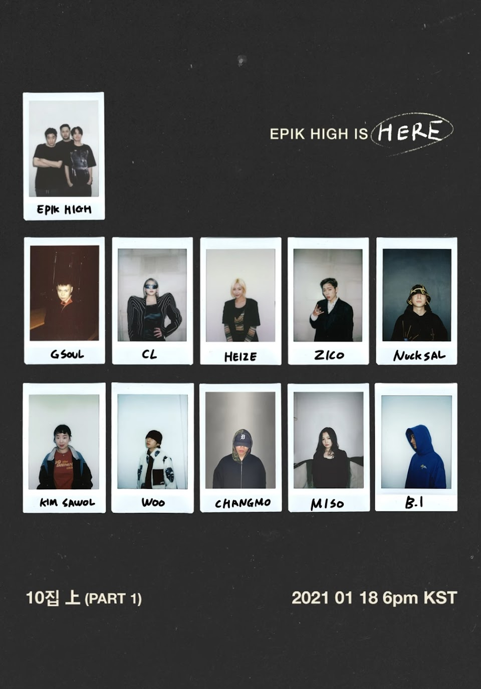 ikon bi kim hanbin OFFICIAL EPIK HIGH youtube