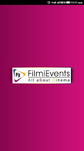 FilmiEvents - náhled