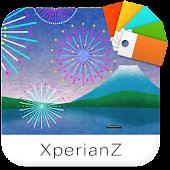 XperianZ™ Fireworks Japan