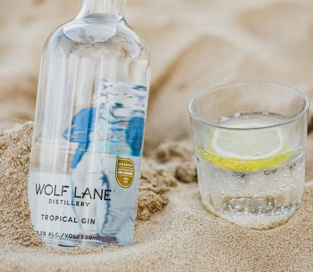 Wolf Lane Tropical Gin