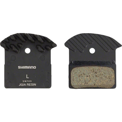 Shimano J02A Resin Pad and Spring with Fin