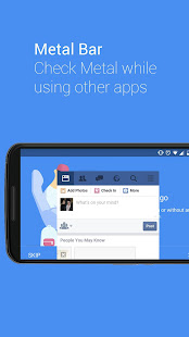 App Metal for Facebook & Twitter APK for Windows Phone