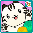 My Cat Town - Cute Kitty Pet Games