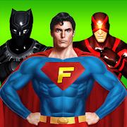 Ultimate Superhero Panther Pro Fight