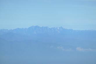 穂高連峰や槍ヶ岳など