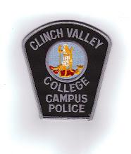 Photo: Clinch Valley College Campus Police (Defunct)