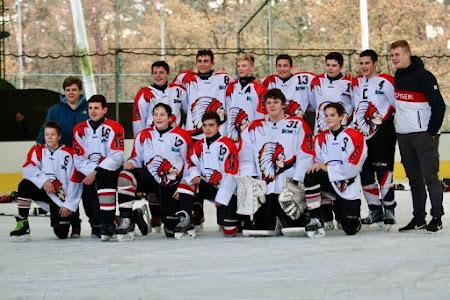 Groupe U16 (14 à15 ans)