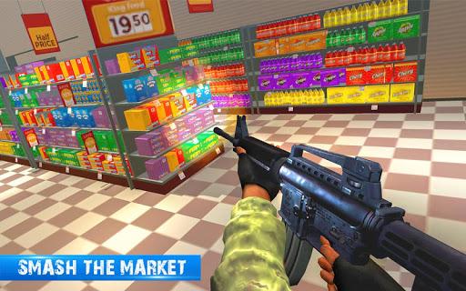 Office Smash Destruction Super Market Game Shooter 1.1.3 screenshots 7