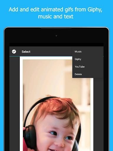 PicPlayPost Slideshow, Collage Maker, Video Editor screenshots 10