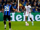 """Presnel Kimpembe : """"On est tombé face à une belle équipe de Bruges"""""""