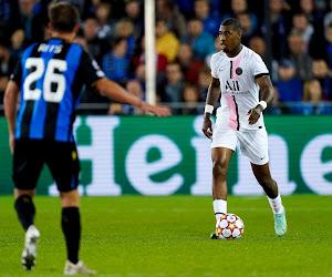 """Presnel Kimpembe: """"We raakten niet voorbij een zeer goede ploeg van Brugge"""""""