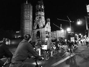 Photo: http://criticalmass.berlin - Frühlingsauftakt in Berlin - 24.04.2015 - Besuch an der Gedächtniskirche in Charlottenburg. #criticalmass #berlin #bike #fun
