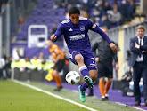 Andy Najar manquera un des deux matchs du Sporting d'Anderlecht: contre Trnava ou le Standard