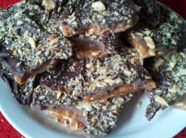 Heavenly Almond Roca Recipe