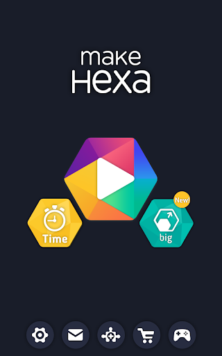 Make Hexa Puzzle  gameplay | by HackJr.Pw 5
