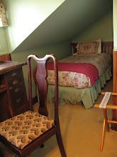 Photo: Day 6: The nuthatch room at the Kangaroo House B&B.