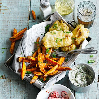 Asian-style Fish & Chips
