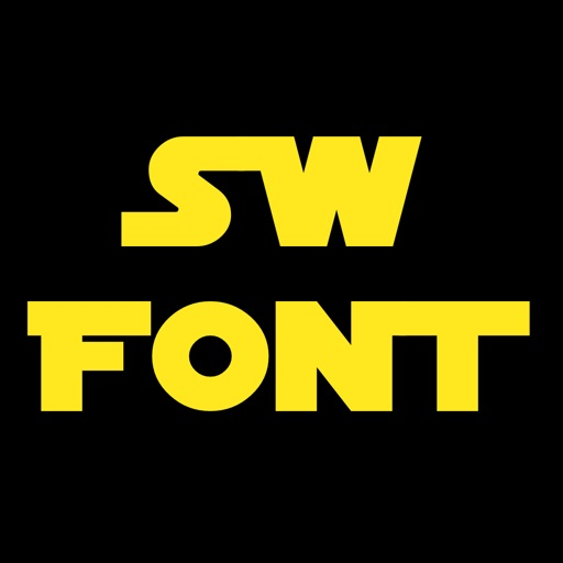 Fonts style Star Wars