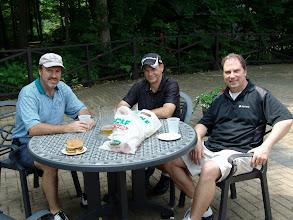Photo: Frank Jefferies, Bob Kilpatrick, & James Mills