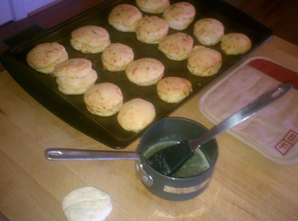Heat oven to 375* spray lightly a baking sheet with butter flavored PAM. ...