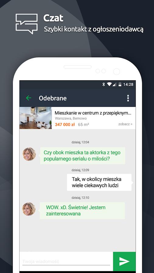 aplikacja otodom