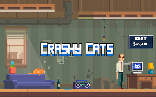 Crashy Cats 1.329 screenshots 9