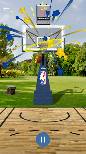 NBA AR Basketball screenshot 5