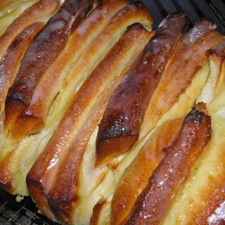 Sweet Dough Lemon Pull-Apart Bread