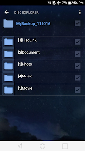 DISC LINK Pro - náhled