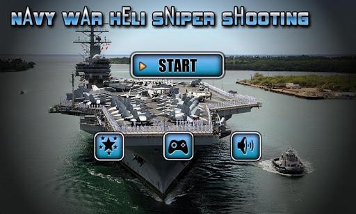 Navy War Heli Sniper Shooting