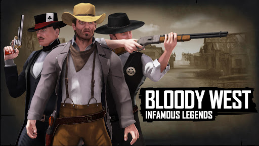 Bloody West: Infamous Legends u0635u0648u0631 1