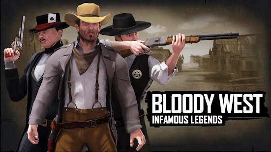 Bloody West: Infamous Legends– captură de ecran miniatură