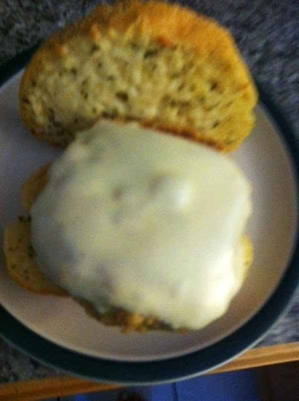 Place patty on Texas toast with the Cheese inside. Place a slice of cheese...