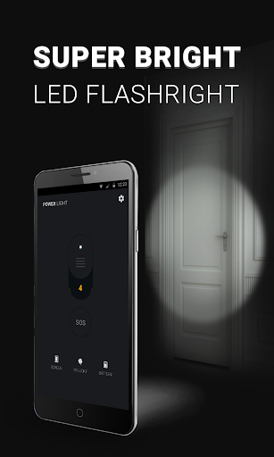 Power Light – Flashlight LED v1.4.0 [Ad Free]