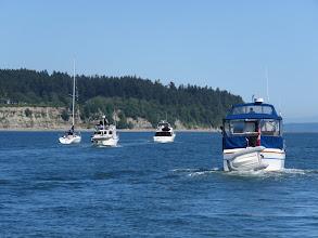 Photo: Power Boats Salute