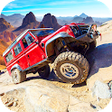 4X4 Offroad game: Jeep Driving on Mountains icon